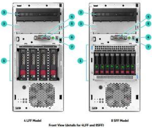 فروش سرور ML30 Gen10