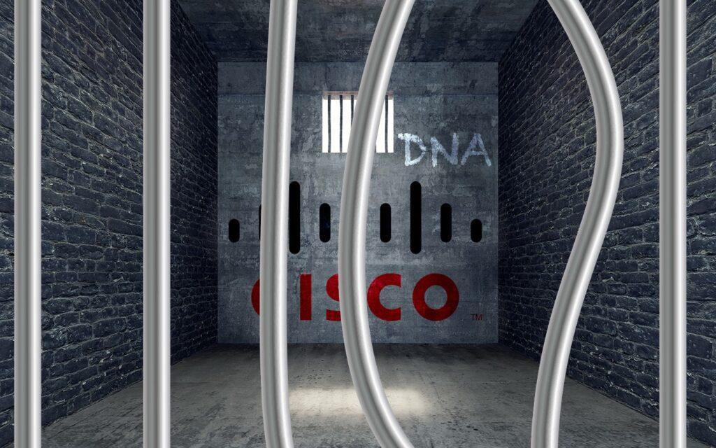 باگ امنیتی خطرناک در مرکز DNA شرکت Cisco