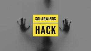هک شدن نرمافزار امنیت شبکه SolarWinds