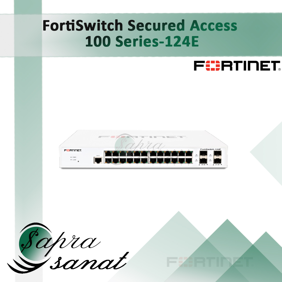 FortiSwitch 124E
