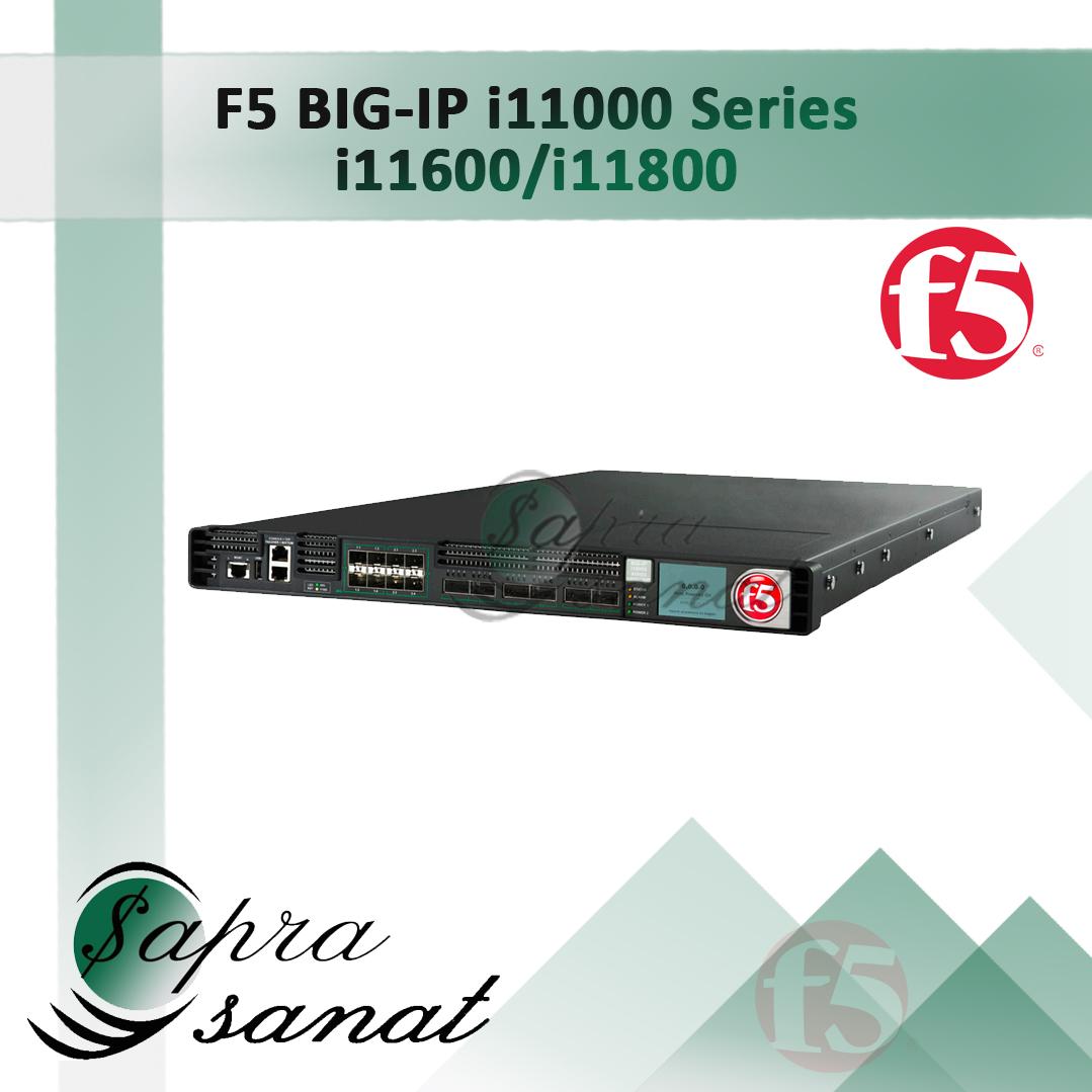 F5 BIG-IP i11000 Series