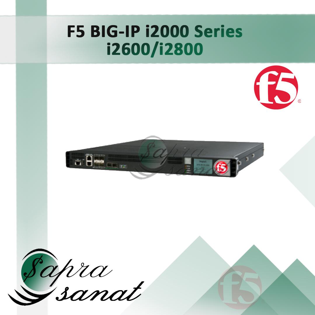 F5 BIG-IP i2000 Series