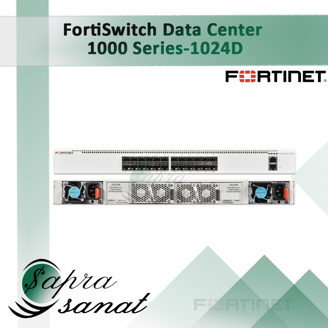 FortiSwitch 1024D