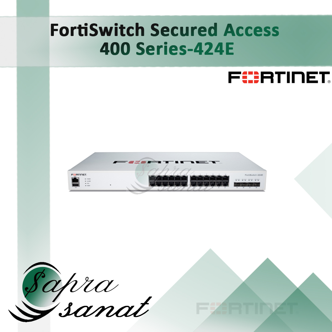 FortiSwitch 424E