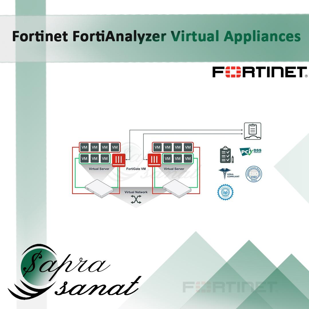 Fortinet FortiAnalyzer Virtual Appliances